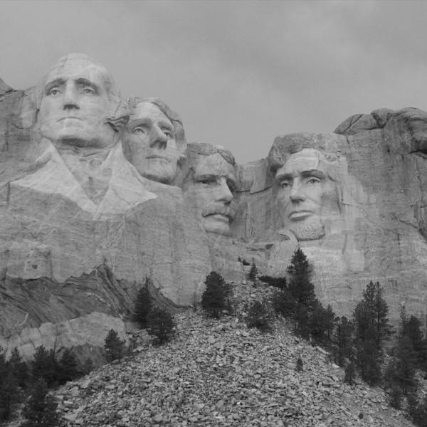 マウント・ラシュモア 国立記念公園 サウスダコタ州