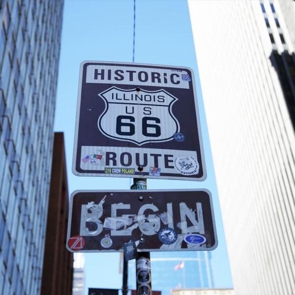 ルート66 イリノイ州