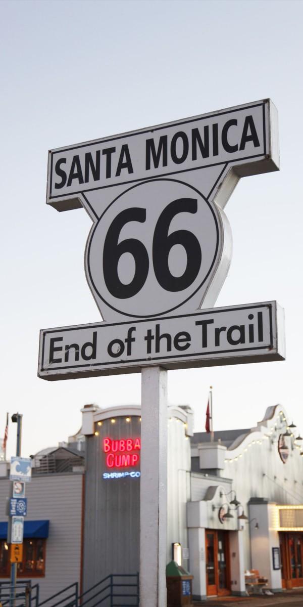 ルート66 カリフォルニア州